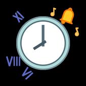 시계 초침소리 (원터치 실행) icon