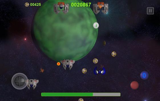 Galactiblaster - Free Edition apk screenshot