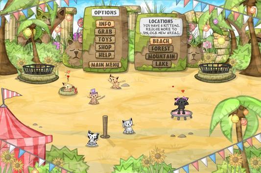 Kitten Sanctuary Lite screenshot 1