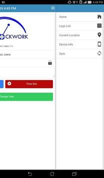 ClockWork screenshot 7