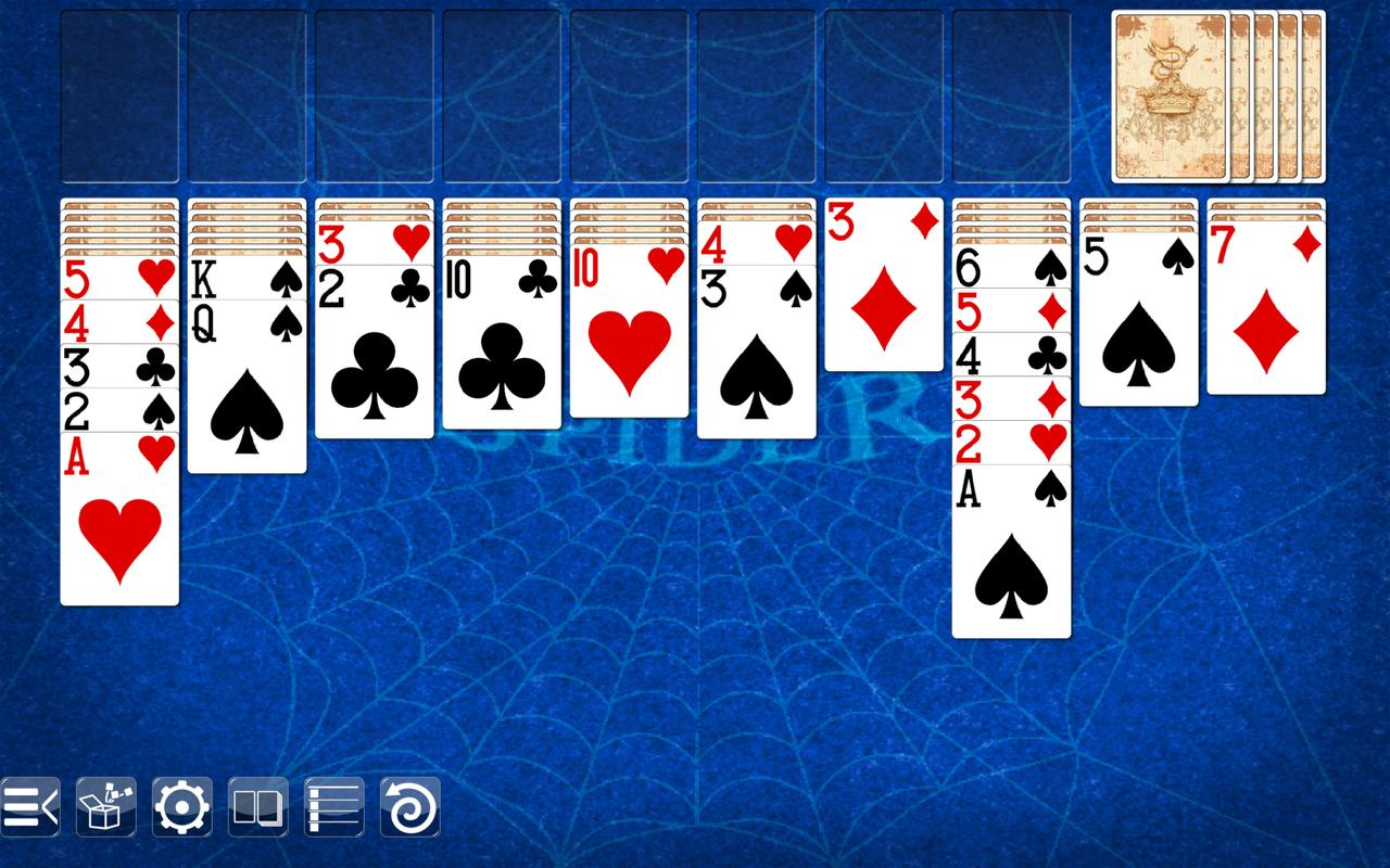 Spider Solitaire Free Apk Download Free Card Game For