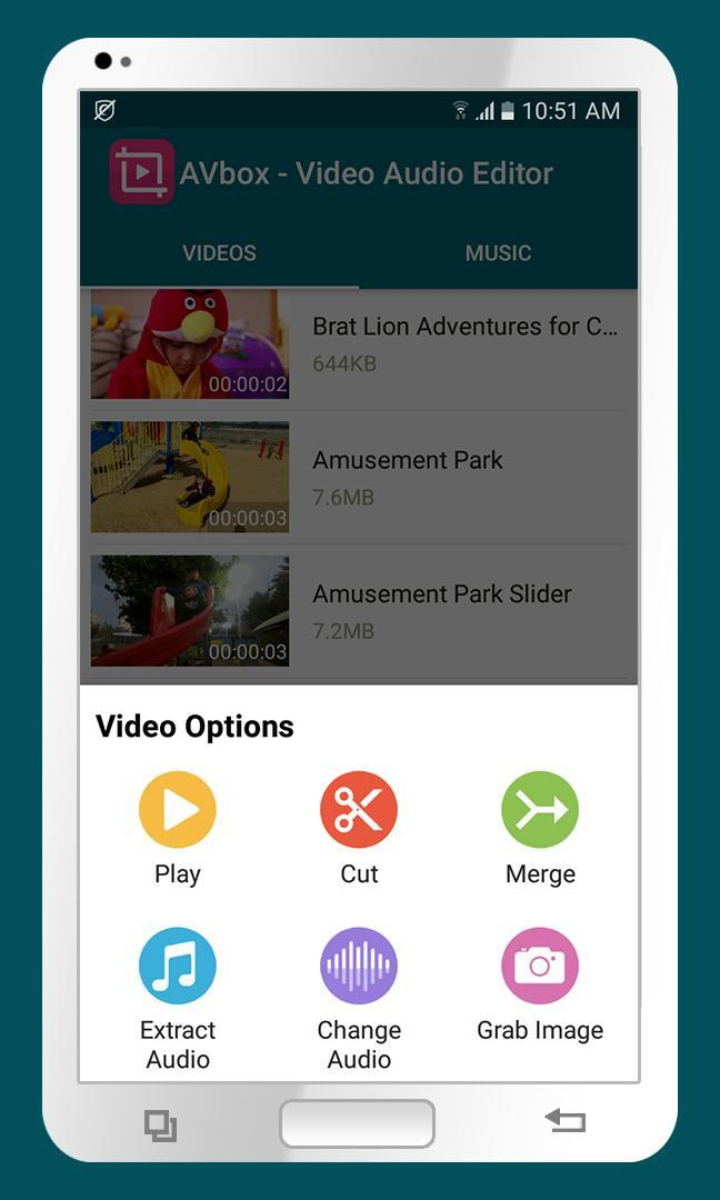 AVbox - Video Audio Editor for Android - APK Download
