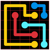 Colored Pipes Free Game icon