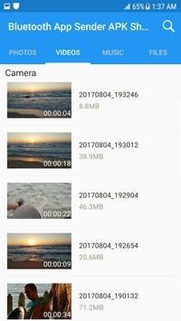 Bluetooth App Sender APK Share 截图 4