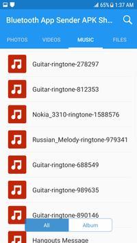 Bluetooth App Sender APK Share 截图 12