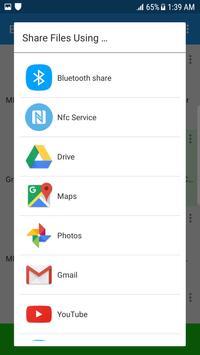 Bluetooth App Sender APK Share 截图 2