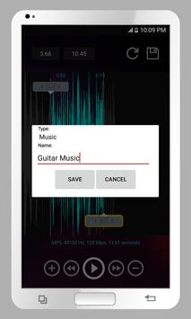 MP3 Cutter and Audio Merger apk screenshot