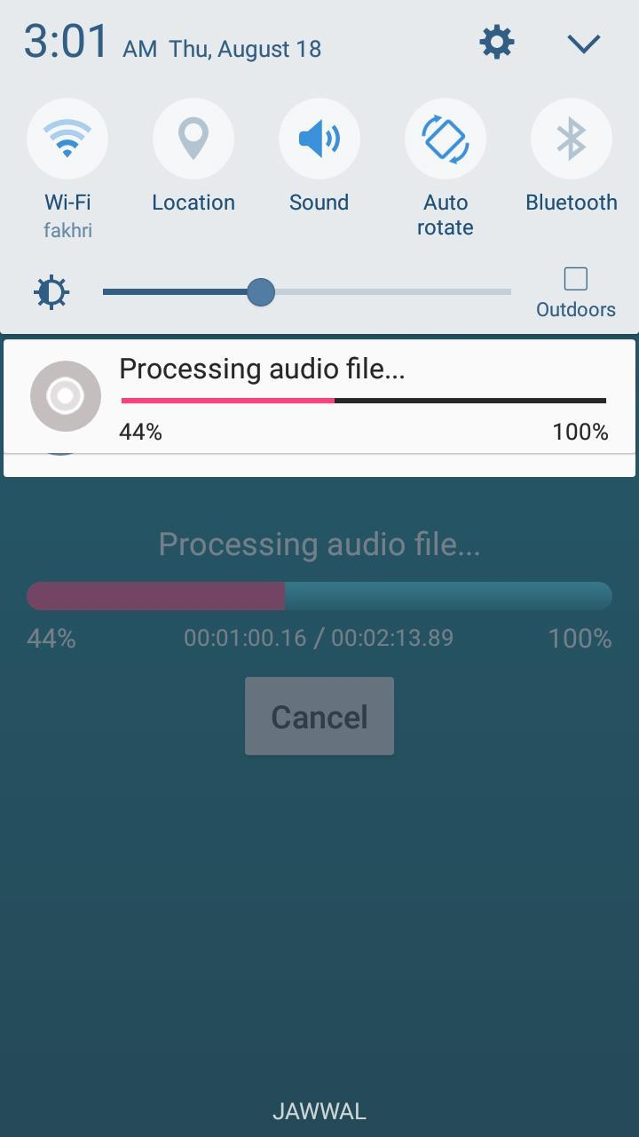 MP3 Music Amplifier & Sound Booster - Audio Gain for Android - APK