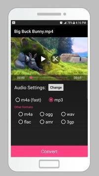 Video To Mp3 Audio Converter screenshot 2