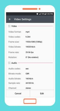 To mp4 3gp webm Video Converter app for Android - APK Download