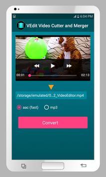 VEdit Video Cutter and Merger screenshot 14