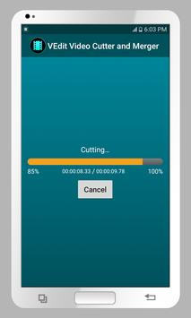 VEdit Video Cutter and Merger screenshot 12