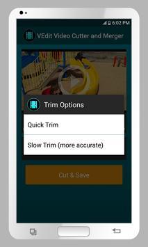 VEdit Video Cutter and Merger screenshot 3