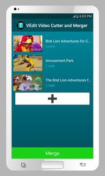 VEdit Video Cutter and Merger screenshot 5
