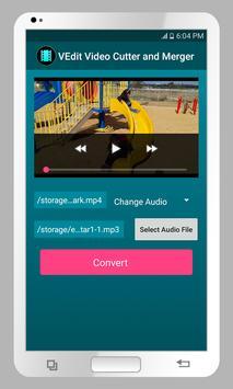 VEdit Video Cutter and Merger screenshot 7