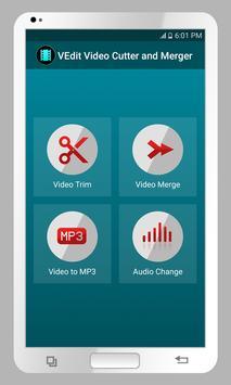 VEdit Video Cutter and Merger screenshot 8