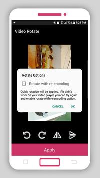 Smart video rotate and flip para android apk baixar smart video rotate and flip imagem de tela 4 ccuart Choice Image