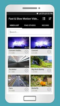 Fast & Slow Motion Video Maker screenshot 5