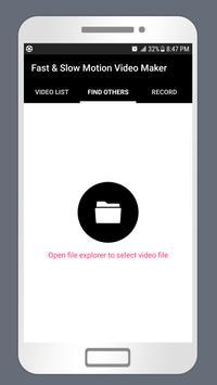 Fast & Slow Motion Video Maker screenshot 13