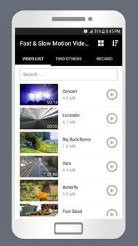 Fast & Slow Motion Video Maker screenshot 14