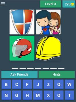 4 Pics 1 Word - Quiz screenshot 11