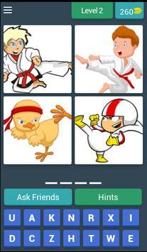 4 Pics 1 Word - Quiz screenshot 2