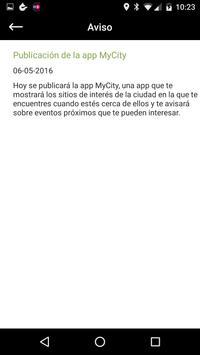 MyCity apk screenshot