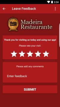 Madeira Restaurante Cardiff screenshot 5