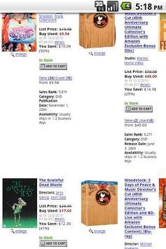 Closet DeadHead Vintage Shoppe apk screenshot