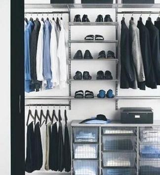 clothes wardrobe designs apk screenshot