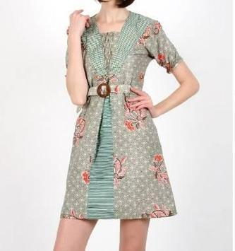 Clothing batik designs apk screenshot