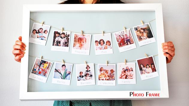 DIY Clothespin Photo Frame APK Download - Free Photography APP for ...