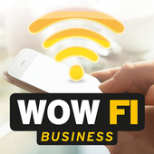 WOW FI Business icon