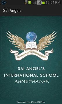 SAI ANGELS poster