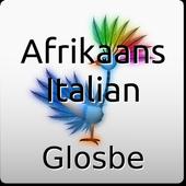 Afrikaans-Italian Dictionary icon