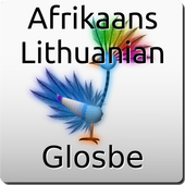Afrikaans-Lithuanian icon