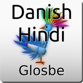 Danish-Hindi Dictionary icon