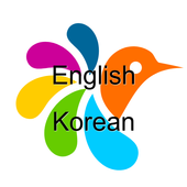 Korean-English Dictionary icon