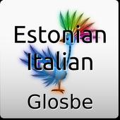 Estonian-Italian dictionary icon