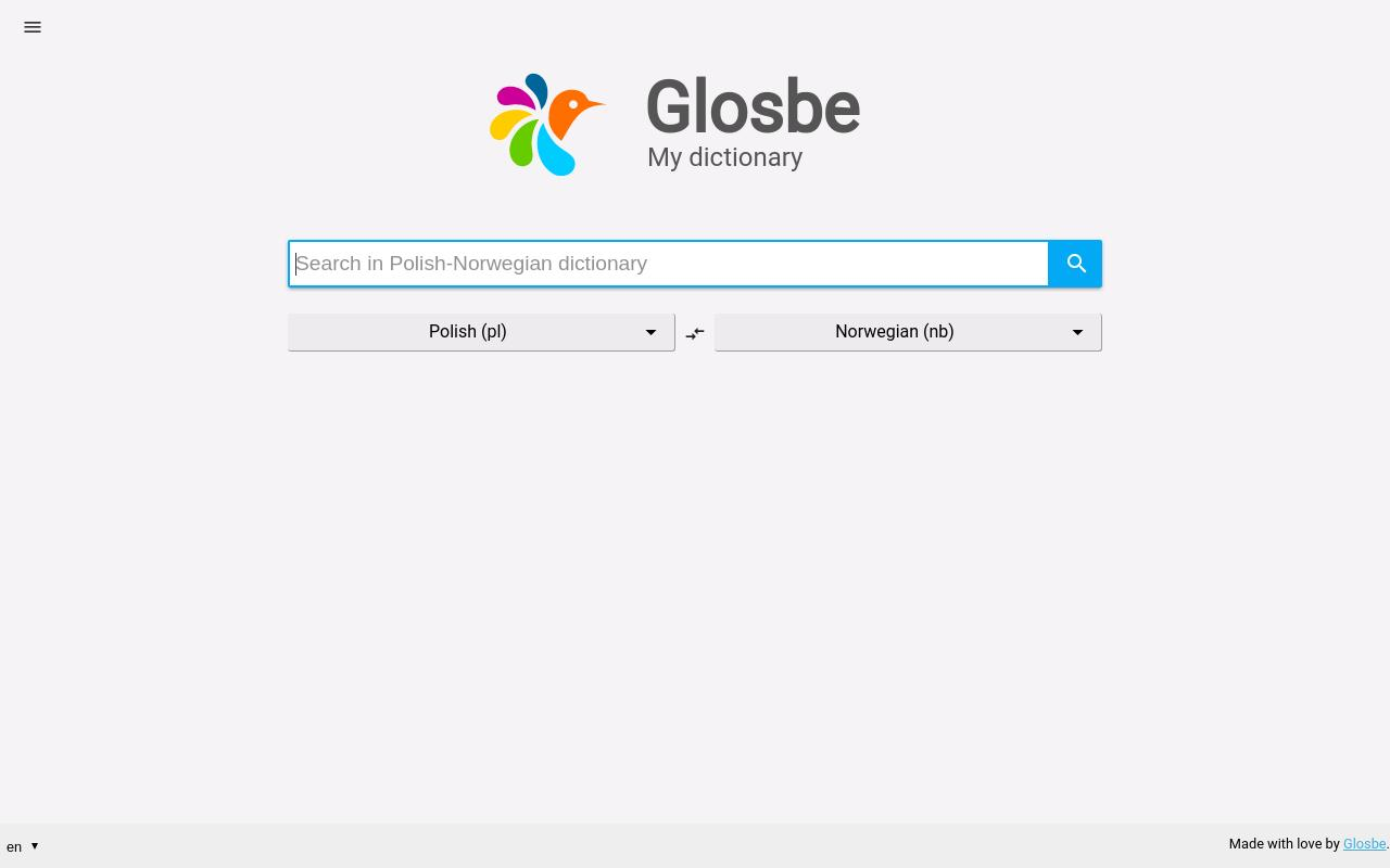 Translator Italian: Multilang Dictionary Glosbe APK Baixar