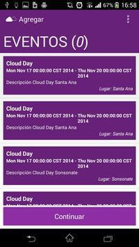 Cloud Day Ecuador apk screenshot