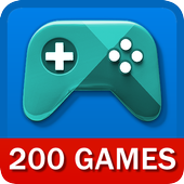 200 games.Best mini games icon