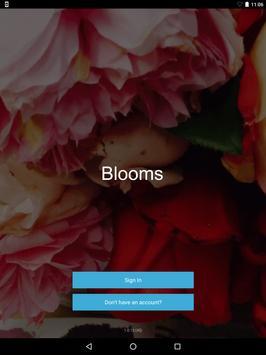 Blooms apk screenshot