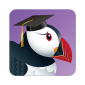 Puffin Academy 图标