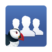 Puffin for Facebook icon