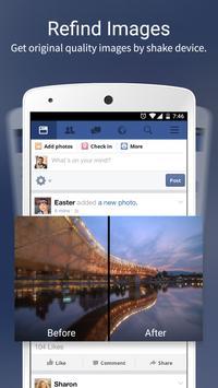 Puffin for Facebook apk screenshot