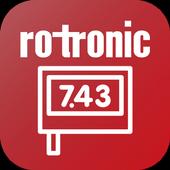 ROTRONIC icon