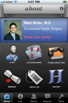 Dr. Mazi Bidar screenshot 1