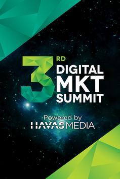 Digital Marketing Summit BIMBO poster