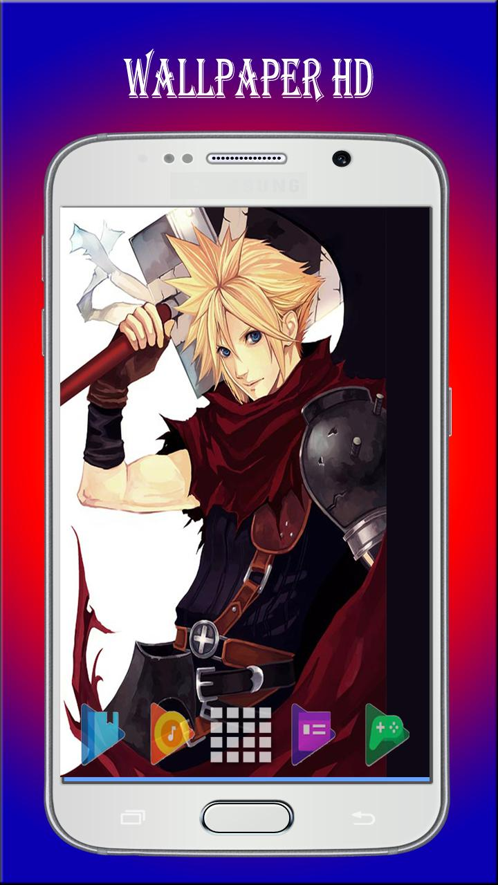 Cloud Strife Wallpaper For Android Apk Download